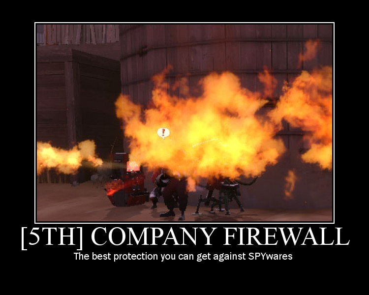 [5th] Company Firewall